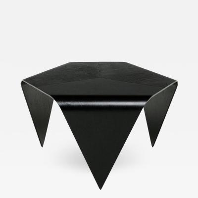 Artek Authentic Trienna Table in Black Stain by Imari Tapiovaara Artek