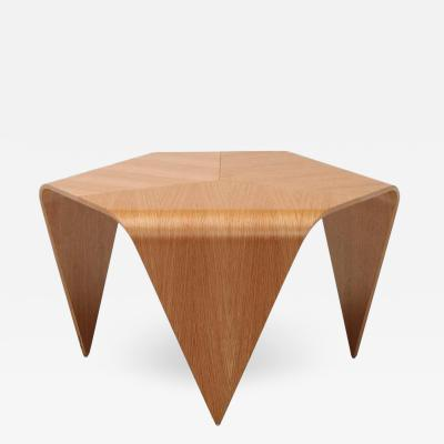 Artek Authentic Trienna Table with Oak Veneer by Ilmari Tapiovaara Artek
