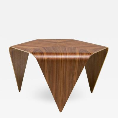 Artek Authentic Trienna Table with Walnut Veneer by Imari Tapiovaara Artek