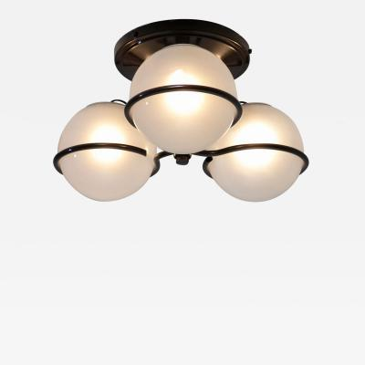 Arteluce Chandelier Model 2042 3 By Gino Sarfatti For Arteluce