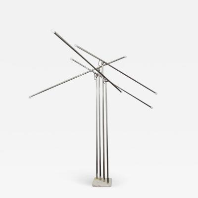 Arteluce Italian Mid Century Arteluce Giraffe Floor Lamp