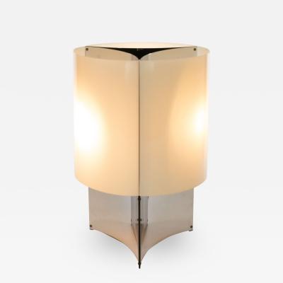 Arteluce Model 526 G Table or Floor lamp by Massimo Vignelli for Arteluce 1960s
