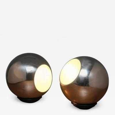 Arteluce Pair of Table Lamps Model 586 by Gino Sarfatti for Arteluce