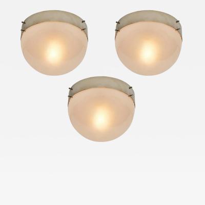 Artemide 1960s Sergio Mazza Demi Clio Wall or Ceiling Lamp for Artemide