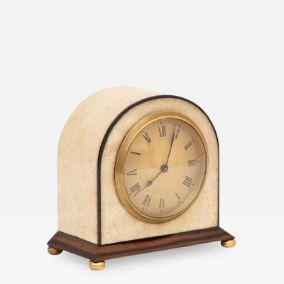 Asprey Asprey Art Deco Clock