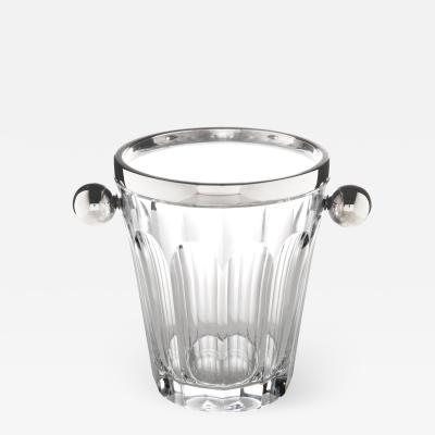 Asprey Asprey Sterling Crystal Champagne Bucket