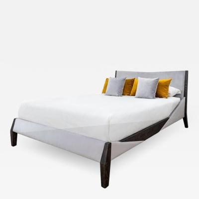 Atelier Purcell Bias King Size Bed