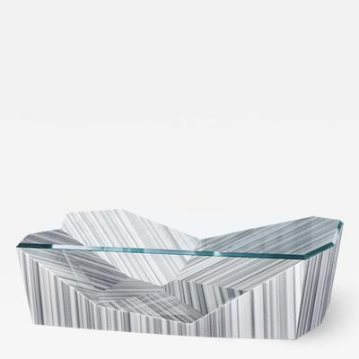 Atelier Purcell Seismic Coffee Table