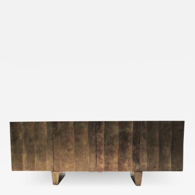 Atelier Stefan Leo Uluwatsu Sideboard Signed by Stefan Leo