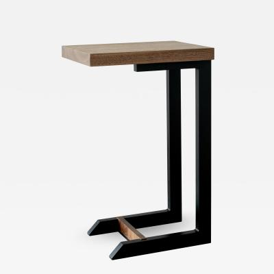 Autonomous Furniture Clair Black End Table