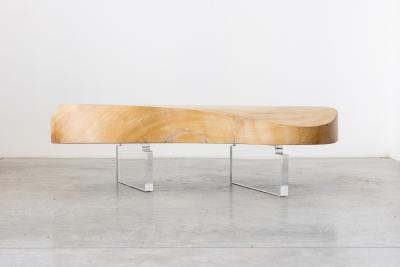 Autonomous Furniture Sculpted Table