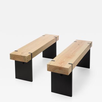 Autonomous Furniture Tillikum Black Bench