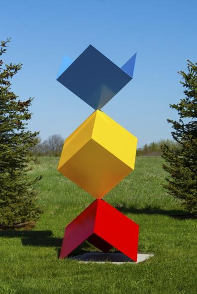 Avron Mintz Gord Smith Totem Cube