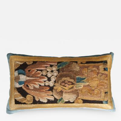 B VIZ Designs B Viz Designs Antique Tapestry Fragment
