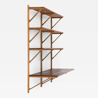B rge Mogensen Borge Mogensen B rge Mogensen Bookcase Model 291 Produced by Fredericia Stolefabrik in Denmark