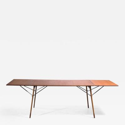 B rge Mogensen Borge Mogensen B rge Mogensen Double Drop Leaf Table for S borg