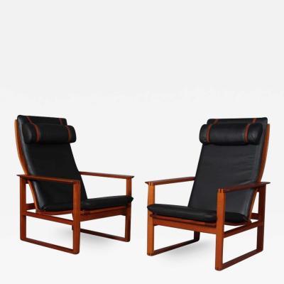 B rge Mogensen Borge Mogensen B rge Mogensen Sled chair model 2254