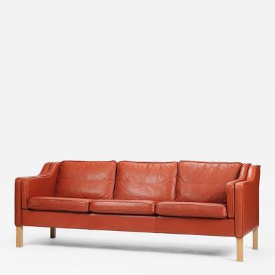 B rge Mogensen Borge Mogensen B rge Mogensen Sofa Model 2213 Frederica 60s