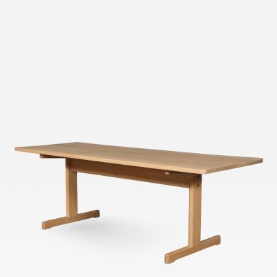 B rge Mogensen Borge Mogensen B rge Mogensen coffee table model 5269 solid oak Fredericia chair factory