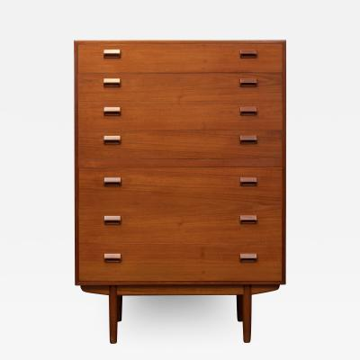 B rge Mogensen Borge Mogensen Borge Mogensen Tall Chest of Drawers