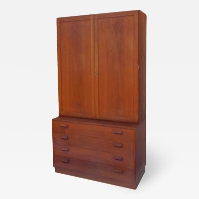 B rge Mogensen Borge Mogensen Borge Morgensen Bookcase On Chest