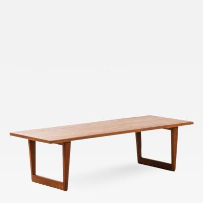 B rge Mogensen Borge Mogensen Coffee Table Side Table Model 261 Produced by DR M bler