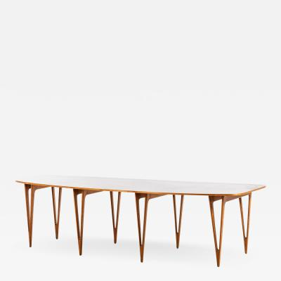 B rge Mogensen Borge Mogensen Console Library Table Produced by Erhard Rasmussen