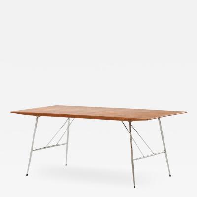 B rge Mogensen Borge Mogensen Dining Table Desk Produced by S borg M bler