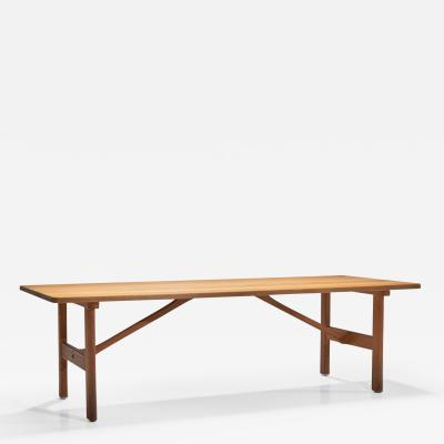 B rge Mogensen Borge Mogensen Model 5268 Coffee Table by B rge Mogensen for Fredericia Stolefabrik DK1967