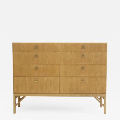B rge Mogensen Borge Mogensen Oak Chest of Drawers by B rge Mogensen