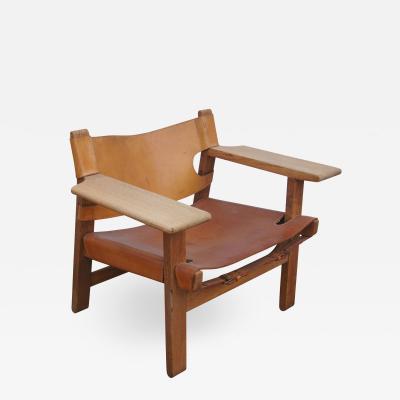 B rge Mogensen Borge Mogensen Spanish Chair by B rge Mogensen