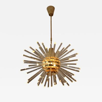 Bakalowits Sohne Chandelier by Bakalowits S hne Mod Miracle Austria circa 1970