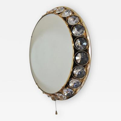 Bakalowits Sohne Lightning diamond mirror by Bakalowitz und Sohne Austria 1960 s