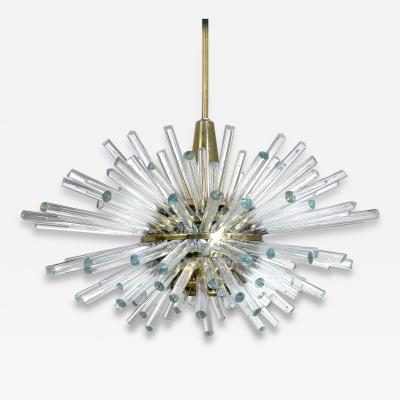 Bakalowits Sohne Miracle Chandelier by Bakalowits S hne Austria Vienna ca 1970