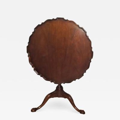 Baker Furniture Company 20th Century Baker Tilt Top Tea Table
