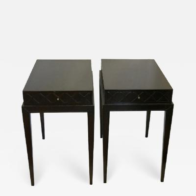 Baker Furniture Company BAKER END TABLES