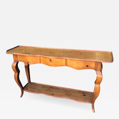 Baker Furniture Company Baker Furniture Company Milling Road French Country Console Table