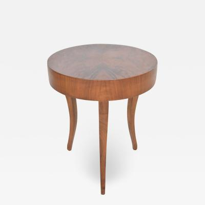 Baker Furniture Company Baker Side Table with Three Legs