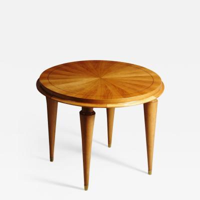 Baptistin Spade A Petite Art Deco Occasional Table by Batastin Spade