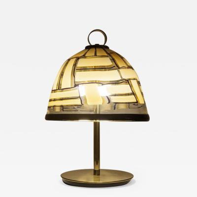 Barovier Toso BAROVIER Y TOSO Table lamp late 50s Italy