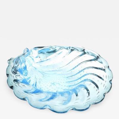 Barovier Toso Barovier Toso Shell Bowl Murano Italy