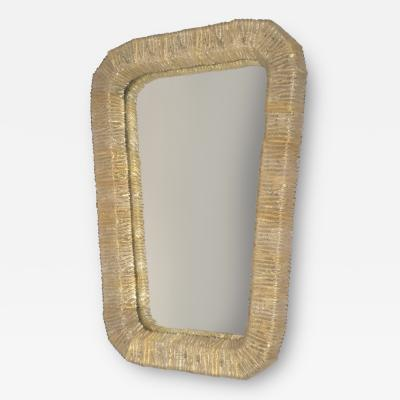 Barovier Toso Mirror by Barovier Toso Italy 1940 s
