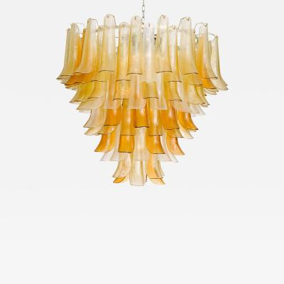 Barovier Toso Monumental Murano Chandelier by Barovier