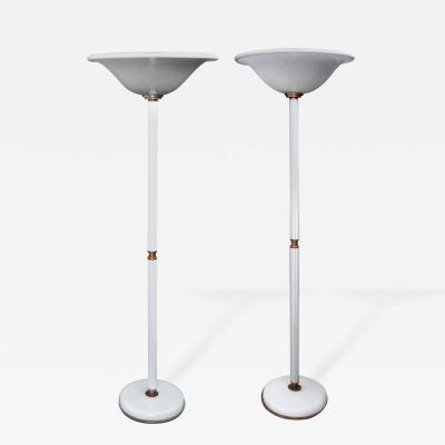 Barovier Toso Pair of Barovier e Toso Torcheres