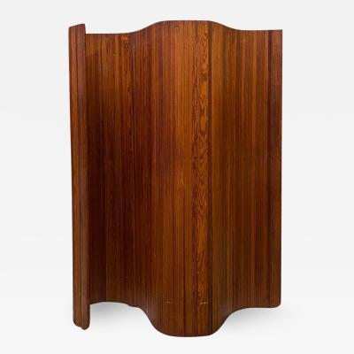 Baumann France Wooden screen by Baumann 1920s