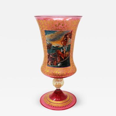 Begatti Tintoretto Venetian Vase