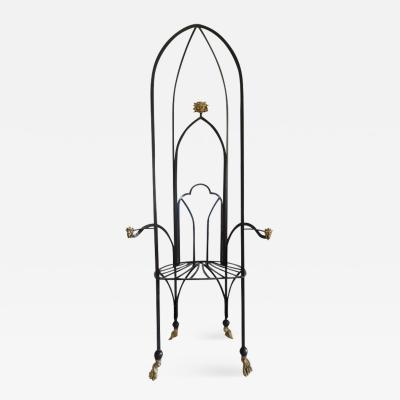 Bella Hunt DDC FAUST Sculptural armchair