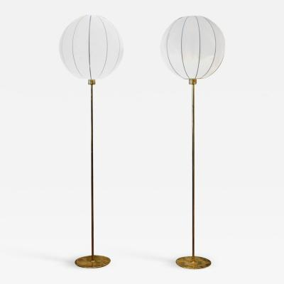 Bergboms Pair of Vintage Floor Lamps By Berg Bom
