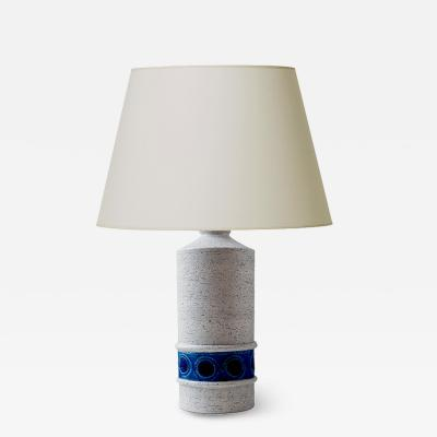 Bergboms Table lamp by Bitossi for Bergboms