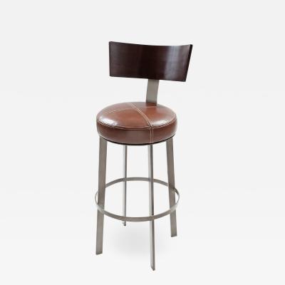 Berman Rosetti Bon Bon Swivel Bar Counter Stool